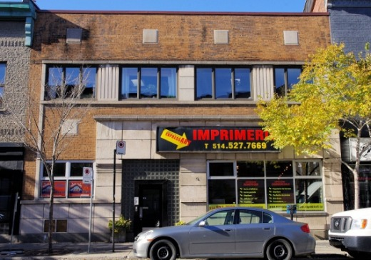 Commercial Property for sale Other - Montreal - 815c