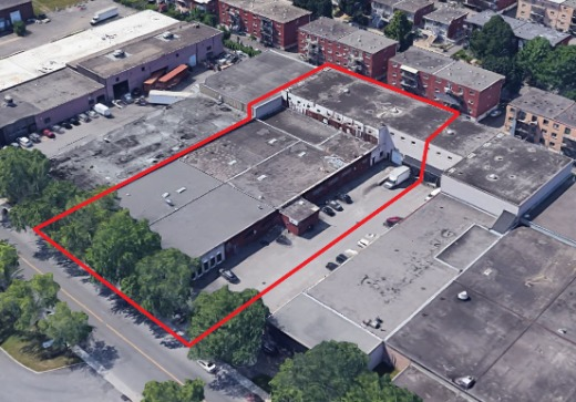 Industrial Building for sale Montreal-North - 12300a