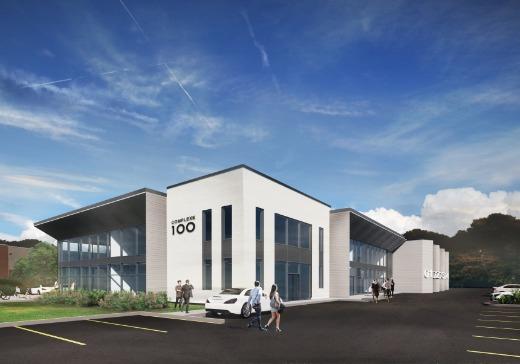 Industrial Building for sale Blainville - 80zzr