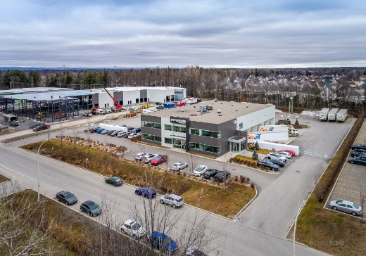 Industrial Building Sold Blainville - 60zzzb