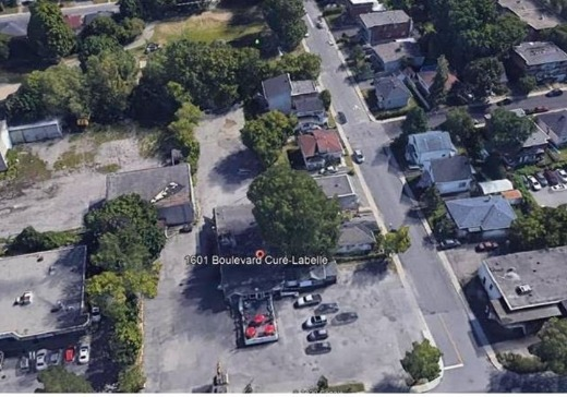Commercial Property for sale Chomedey - 1601f