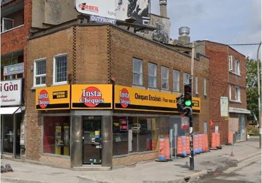 Commercial Property for sale Villeray/St-Michel/Parc-Extension - 7151e