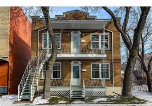 Duplex property for sale Charlesbourg - 23702376a