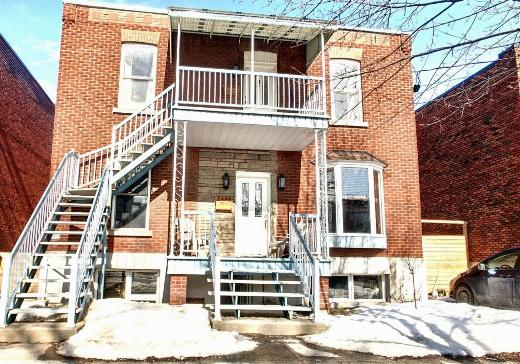 Triplex property Sold Montreal-Downtown - 96459647