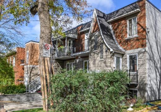 Duplex for sale Ahuntsic/Cartierville - 10217a