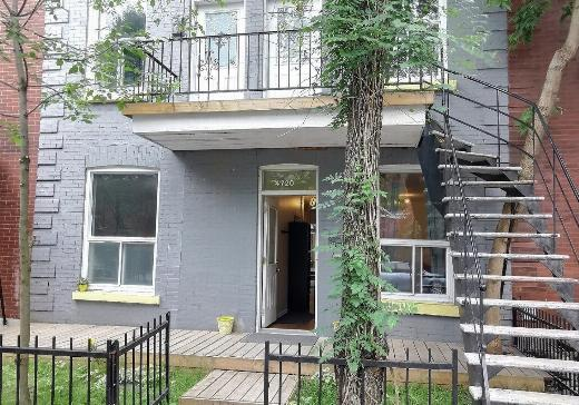 Duplex property for sale Montreal-Downtown - 47204724