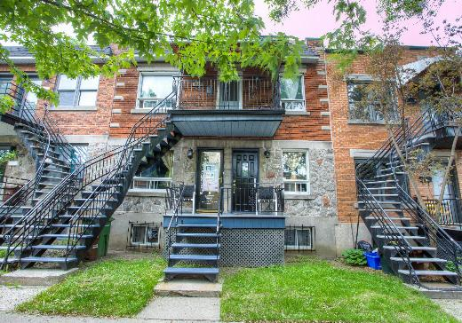 Duplex property for sale Montreal-Downtown - 85708572