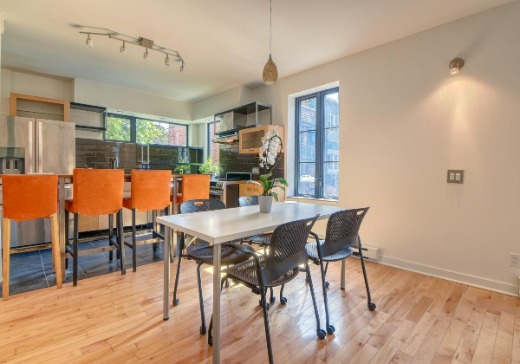 Duplex à vendre Plateau Mont-Royal - 4205