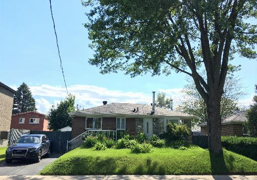 Bungalow for sale Chomedey - 512g
