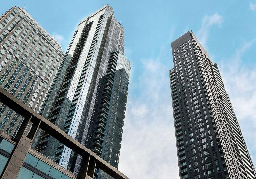Condo for sale Montreal-Downtown - 1288zd