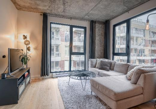 Condo for sale Montreal-Downtown - 1010n