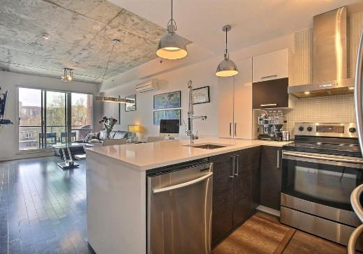 Condo for sale Griffintown - 377o