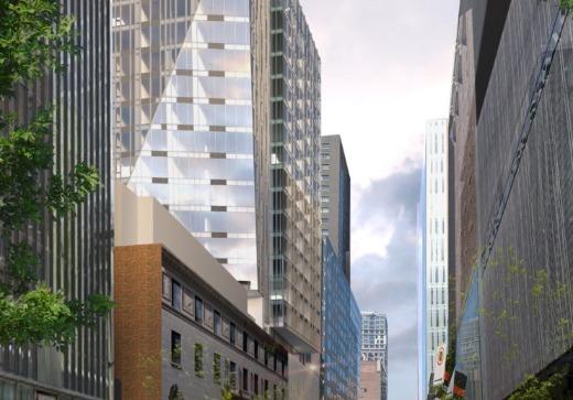 Condo à vendre Montreal-Downtown - 1430i