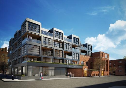Condo à vendre Montreal-Downtown - 1135h