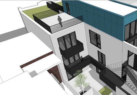 Condo à vendre Villeray/St-Michel/Parc-Extension - 368g