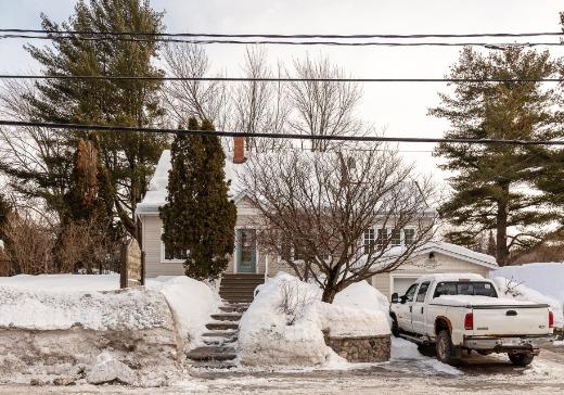 Maison à vendre Saint-Sauveur - 420za