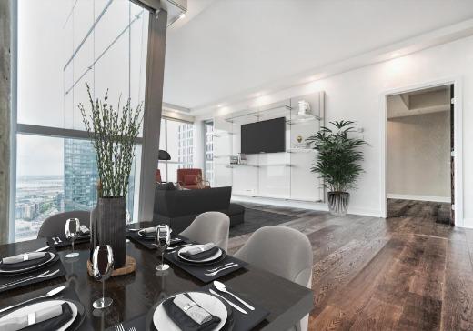Condo à vendre Ville-Marie (Montréal) - 1050x