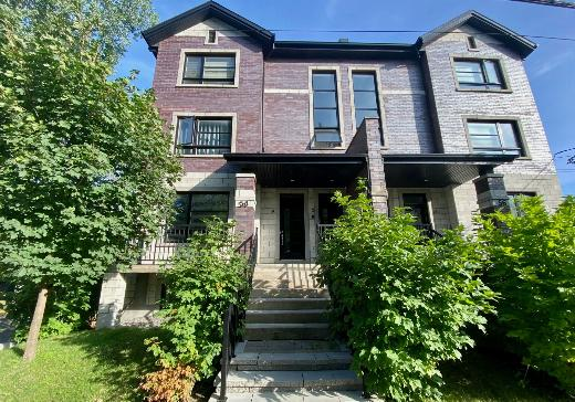 Condo for sale Ste-Dorothee - 54aa